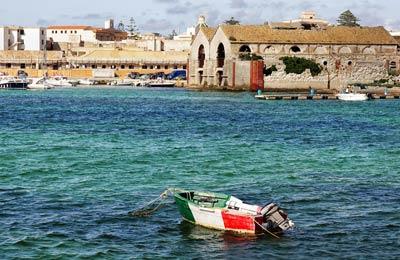 Port Ferry de Favignana