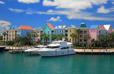 Traversée Ferry Miami - Freeport
