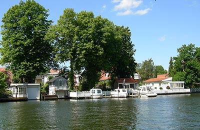 Ferries pour Bornholm