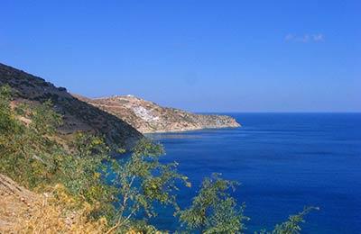 Ferries pour les Iles Grecques