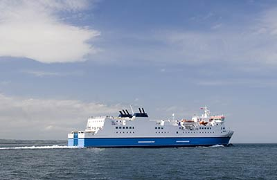Port Ferry Leros