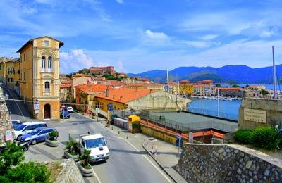 Traversée Ferry Piombino - Cavo