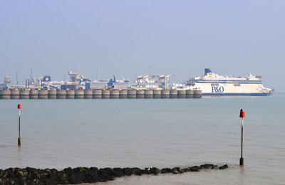 Ferries pour Douvres
