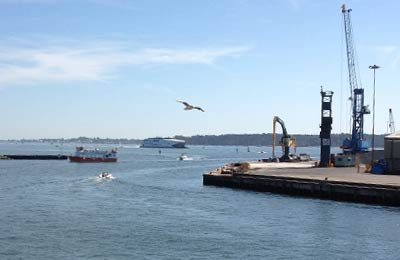 Cherbourg - Poole
