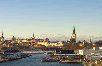 Mariehamn - Tallinn
