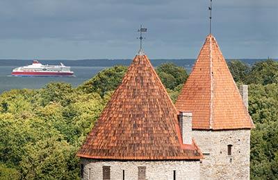 Port Ferry de Tallinn