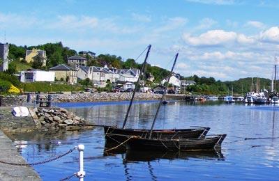 Ferries pour les Iles Hébrides