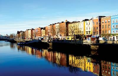 Cherbourg - Dublin