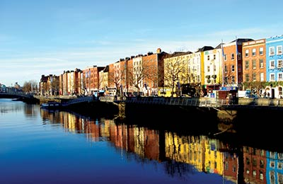 Ferries pour l'Irlande