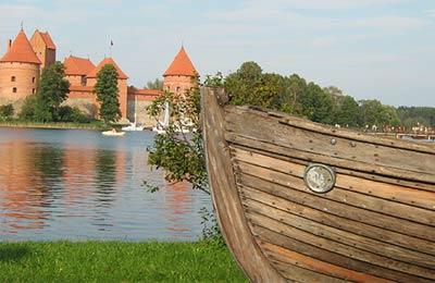 Traversée Ferry Trelleborg - Klaipeda