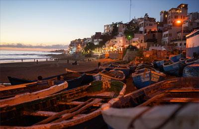 Ferries pour le Maroc