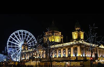 Stranraer - Belfast