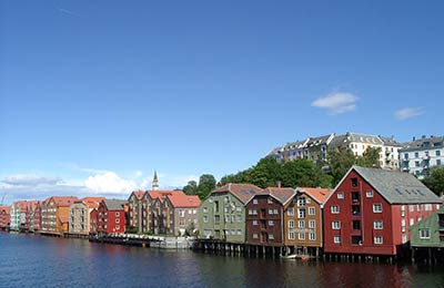 Port Ferry Bergen
