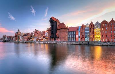 Traversée Ferry Nynashamn - Gdansk