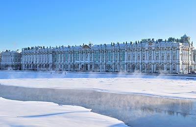 Tallinn - St Petersbourg