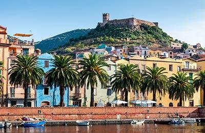 Port Ferry Cagliari