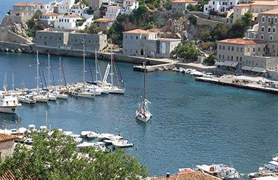 Traversée Ferry Poros - Spetses