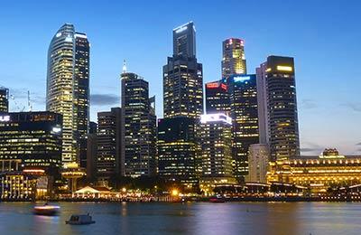 Ferries pour Singapour