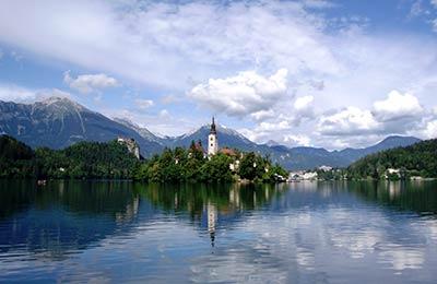 Votre Ferry pour la Slovénie