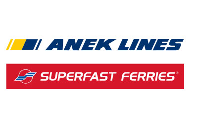 Votre Ferry avec Anek Superfast