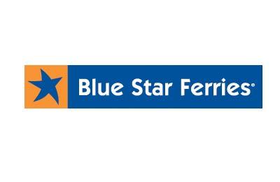 Votre Ferry avec Blue Star Ferries