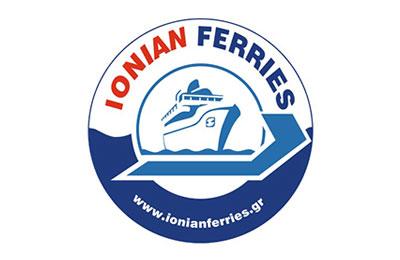 Votre Ferry avec Ionian Ferries