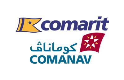 Votre Ferry avec Comarit Ferry