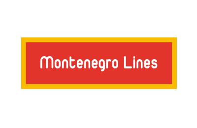 Votre Ferry avec Montenegro Lines