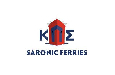 Votre Ferry avec Saronic Ferries
