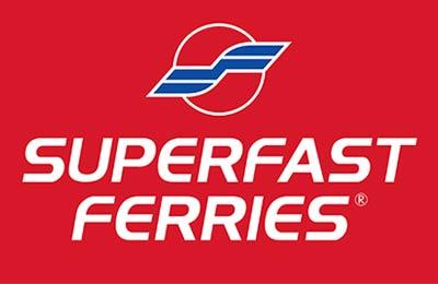 Votre Ferry avec Superfast Ferries