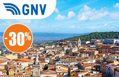 -30% de réduction en Sardaigne avec GNV