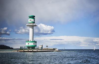 Port Ferry Kiel