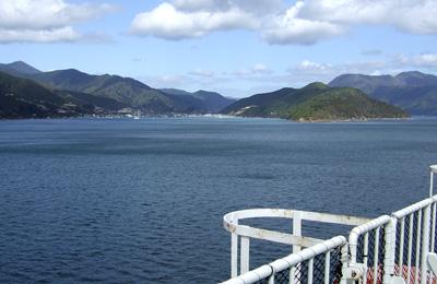 Port Ferry de Picton