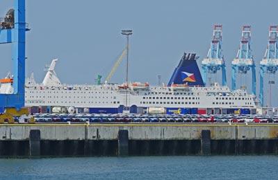 Port Ferry Bruges